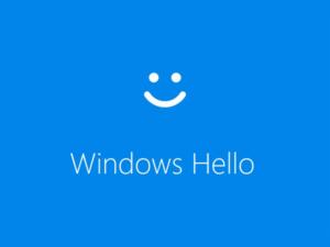 Gesichtserkennung disabled - Windows Hello