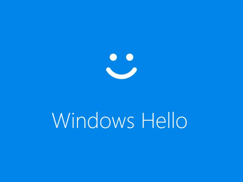 Gesichtserkennung disabled - Windows Hello